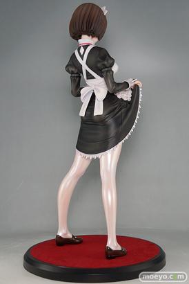 ダイキ工業の嫌な顔されながらおパンツ見せてもらいたいフィギュア メイドの伊東ちとせさんの新作フィギュア彩色サンプル画像04