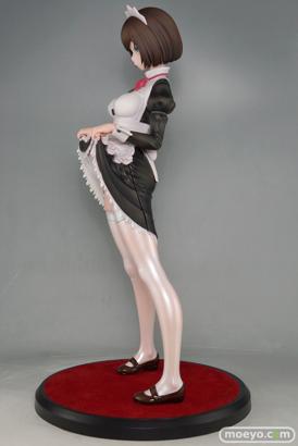 ダイキ工業の嫌な顔されながらおパンツ見せてもらいたいフィギュア メイドの伊東ちとせさんの新作フィギュア彩色サンプル画像07