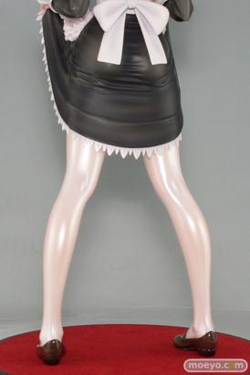 ダイキ工業の嫌な顔されながらおパンツ見せてもらいたいフィギュア メイドの伊東ちとせさんの新作フィギュア彩色サンプル画像23