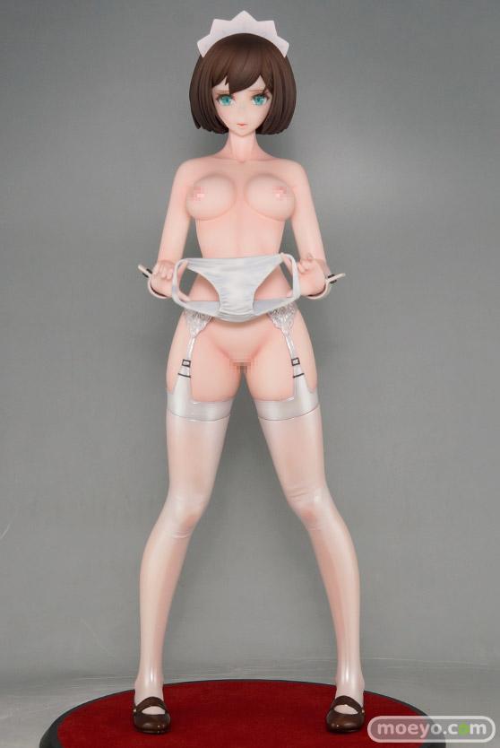 ダイキ工業の嫌な顔されながらおパンツ見せてもらいたいフィギュア メイドの伊東ちとせさんの新作フィギュアキャストオフアダルトエロ彩色サンプル画像10