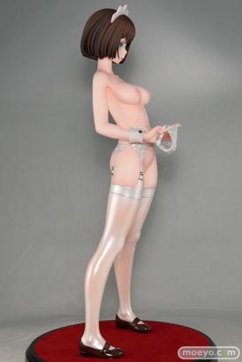 ダイキ工業の嫌な顔されながらおパンツ見せてもらいたいフィギュア メイドの伊東ちとせさんの新作フィギュアキャストオフアダルトエロ彩色サンプル画像12