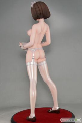 ダイキ工業の嫌な顔されながらおパンツ見せてもらいたいフィギュア メイドの伊東ちとせさんの新作フィギュアキャストオフアダルトエロ彩色サンプル画像15