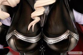 ドラゴントイのワルキューレロマンツェ 少女騎士物語 1/6 スィーリア・クマーニ・エイントリー Black.ver の新作フィギュア彩色サンプル撮り下ろし画像19