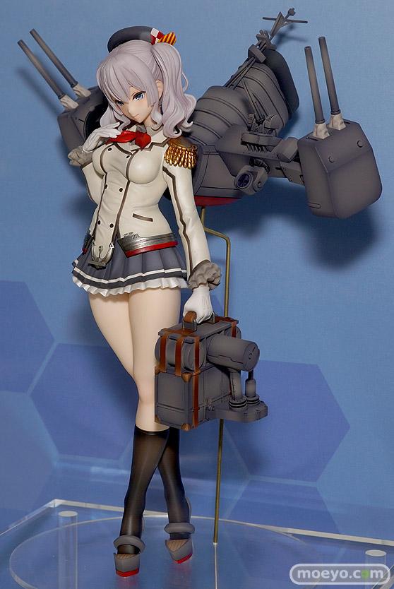 ホビージャパンの艦隊これくしょん-艦これ- 鹿島の新作フィギュア彩色サンプル画像03