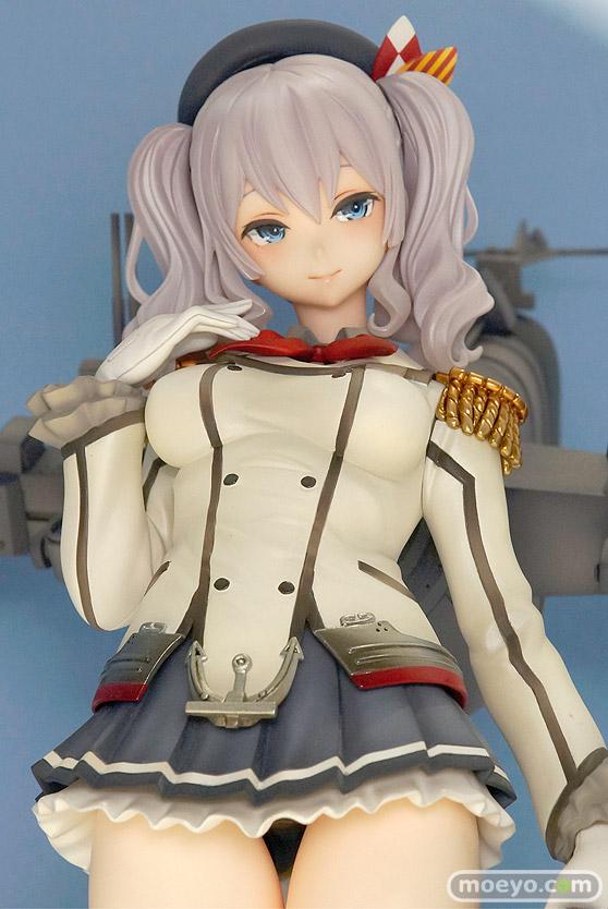 ホビージャパンの艦隊これくしょん-艦これ- 鹿島の新作フィギュア彩色サンプル画像09
