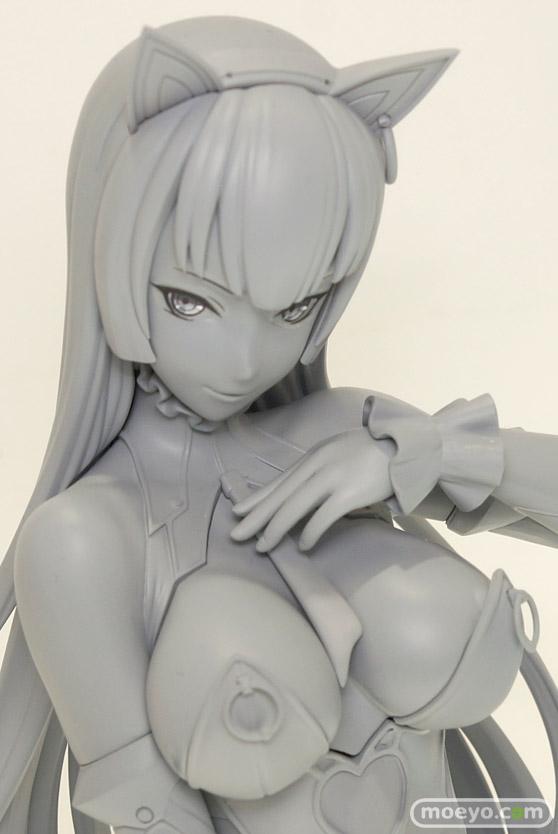 クイーンテッドのばん!オリジナルデザイン・フィギュア 招猫娘 -mao・nyan-の新作フィギュア原型画像04