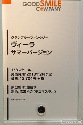 秋葉原の新作フィギュアサンプル展示の様子03