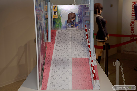 冴えない主人公(TAKI)の育てかた♭ 会場で展示されているフィギュアの様子38