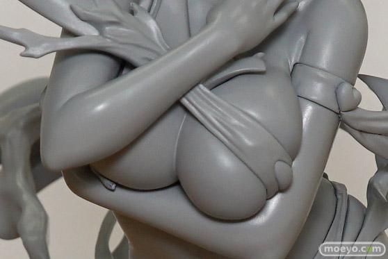 FineΦCloverのキューティーハニー 1/7 如月ハニー ハニーフラッシュ真っ最中!(仮称)の新作フィギュア原型画像16