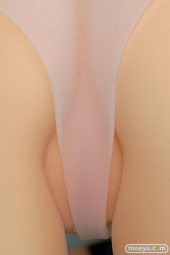 Q-sixのまいてつ ハチロク 白スクver.の新作フィギュア製品版キャストオフエロ画像23