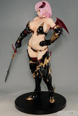 ダイキ工業の魔境騎士 ダリアの新作フィギュア彩色サンプル画像09