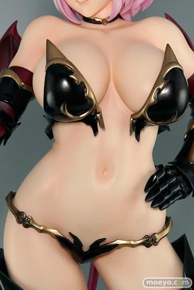 ダイキ工業の魔境騎士 ダリアの新作フィギュア彩色サンプル画像15