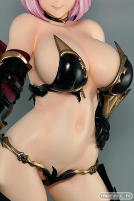 ダイキ工業の魔境騎士 ダリアの新作フィギュア彩色サンプル画像16