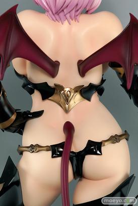 ダイキ工業の魔境騎士 ダリアの新作フィギュア彩色サンプル画像17