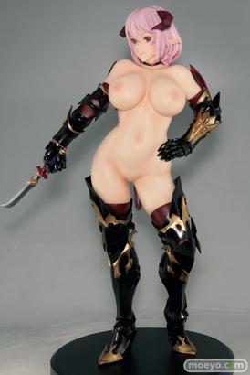 ダイキ工業の魔境騎士 ダリアの新作フィギュア彩色サンプルキャストオフ画像09