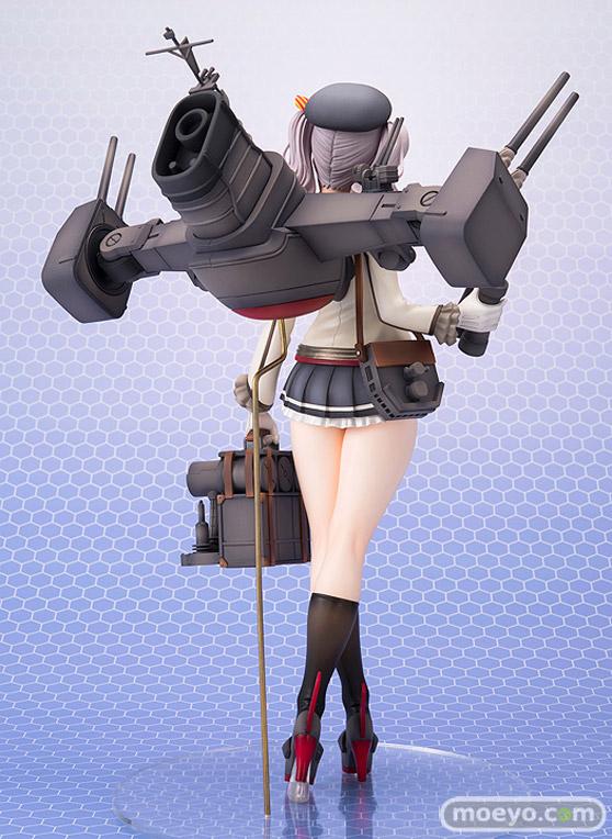 ホビージャパンの艦隊これくしょん -艦これ- 鹿島の新作フィギュア彩色サンプル画像04