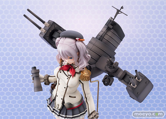 ホビージャパンの艦隊これくしょん -艦これ- 鹿島の新作フィギュア彩色サンプル画像06