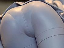 アルファマックス新作フィギュア「冴えない彼女の育てかた ♭ 霞ヶ丘詩羽」監修中原型が展示!
