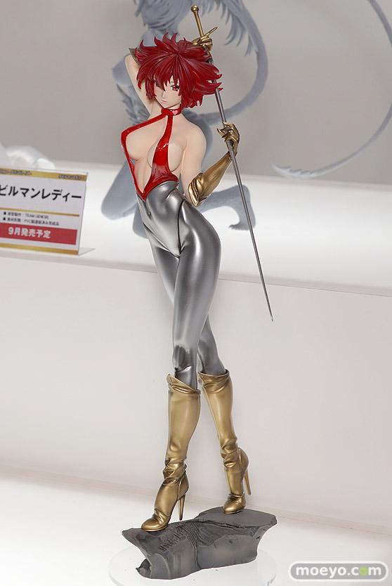 グランドトイズのキューティーハニー ~ソフトバスト・コンパチver.~の新作フィギュア彩色サンプル画像03