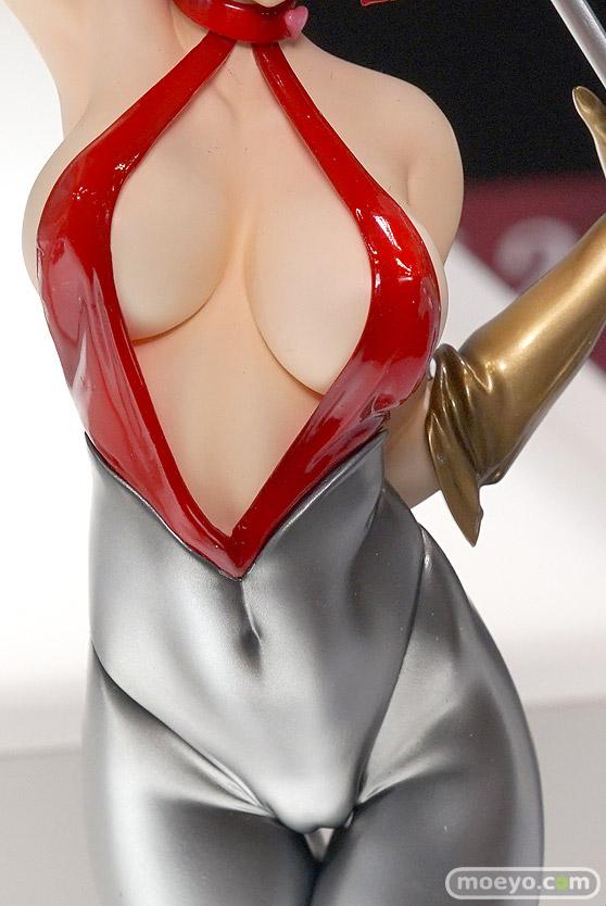 グランドトイズのキューティーハニー ~ソフトバスト・コンパチver.~の新作フィギュア彩色サンプル画像06
