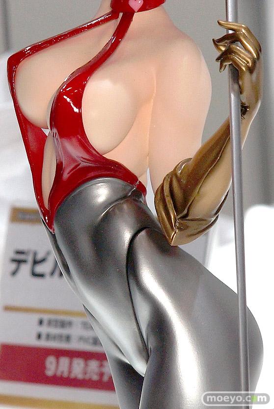 グランドトイズのキューティーハニー ~ソフトバスト・コンパチver.~の新作フィギュア彩色サンプル画像09