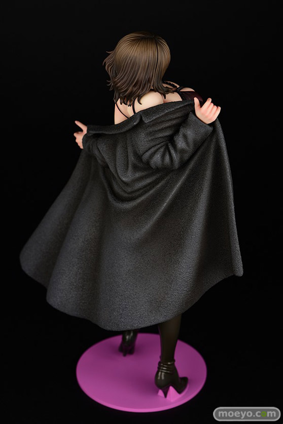 花畑と美少女の彩/化けの皮 by LINDAの新作フィギュア彩色サンプル画像10