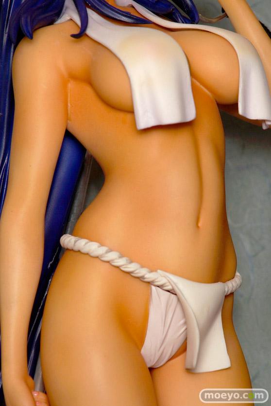 アミエ・グランの一騎当千 Extravaganza Epoch 関羽雲長 海女さんver.の新作フィギュア彩色サンプル画像06