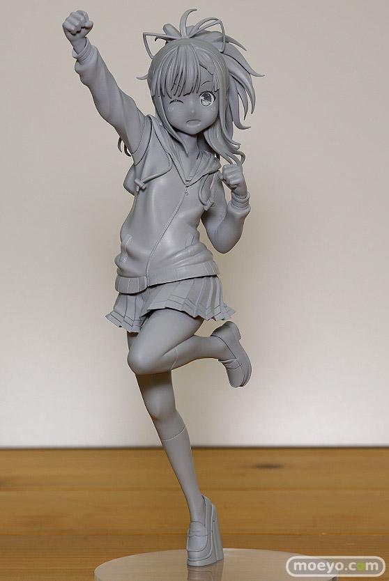 ファインクローバーのハイスクール・フリート 西崎芽依の新作フィギュア監修中原型画像01