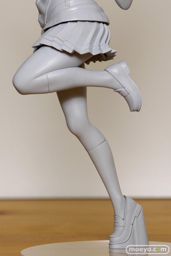 ファインクローバーのハイスクール・フリート 西崎芽依の新作フィギュア監修中原型画像18