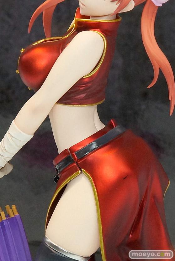 メガハウスのG.E.M.シリーズ 銀魂 神楽 2年後の新作フィギュア彩色サンプル画像07