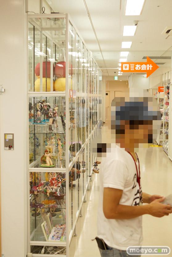 あみあみ秋葉原ラジオ会館店オープン前日の店内の様子05