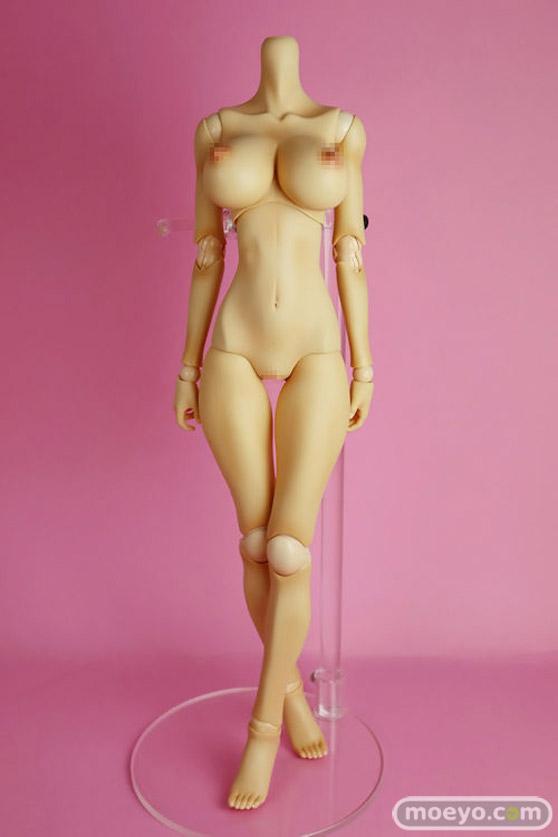 リアルアートプロジェクトの新作ドールの紗鵺香(SAYAKA)と桃香(MOMOKA)ボディ(ヘッド無し)のサンプル画像06