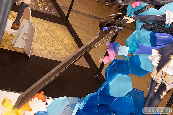 フィグレックスの100cmサイズフィギュア 超次元ゲイム ネプテューヌ 「ノワール」の新作フィギュア彩色サンプル画像07