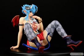 花畑と美少女の濡れ透け小悪魔イヴ:specII コミックアンリアルVol.50 Cover Girl designed by モグダンの新作フィギュア彩色サンプル画像16
