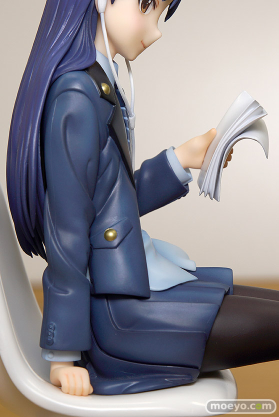 ファット・カンパニーのアイドルマスター 如月千早 1/8の新作フィギュア彩色サンプル画像16