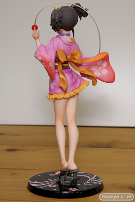 ファインクローバーの甲鉄城のカバネリ 無名 浴衣Ver.の新作フィギュア彩色サンプル画像06