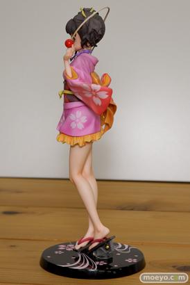 ファインクローバーの甲鉄城のカバネリ 無名 浴衣Ver.の新作フィギュア彩色サンプル画像07