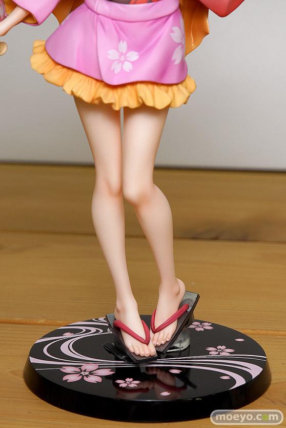 ファインクローバーの甲鉄城のカバネリ 無名 浴衣Ver.の新作フィギュア彩色サンプル画像14