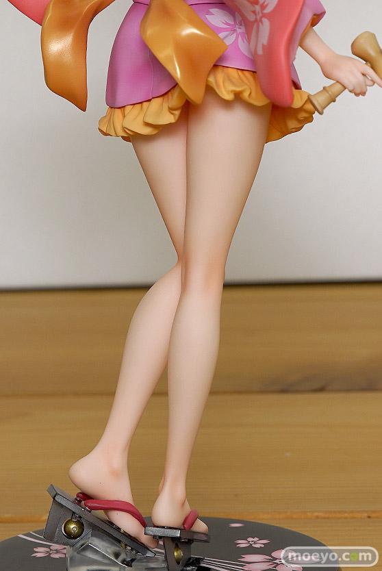ファインクローバーの甲鉄城のカバネリ 無名 浴衣Ver.の新作フィギュア彩色サンプル画像15