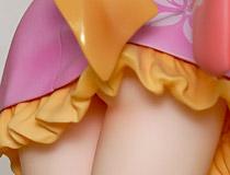 艶やかな浴衣姿の無名が、いよいよ登場!ファインクローバー「甲鉄城のカバネリ 無名 浴衣Ver.」新作フィギュア彩色サンプル画像レビュー