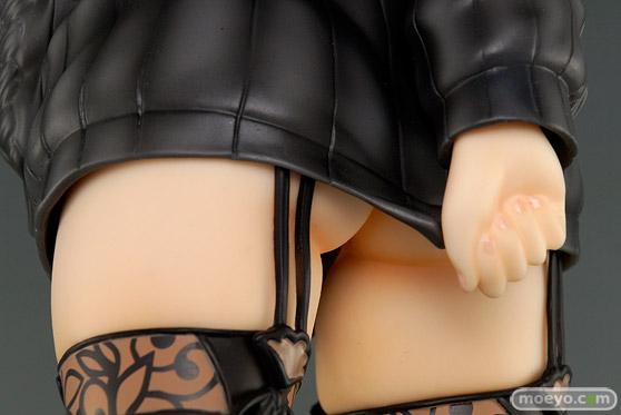 ダイキ工業の織田nonイラスト 九条しほ 黒髪ver.の新作フィギュア彩色サンプル画像22