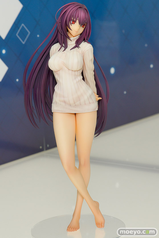 アルターの新作フィギュア Fate/Grand Order スカサハ 部屋着モードの彩色サンプル画像02