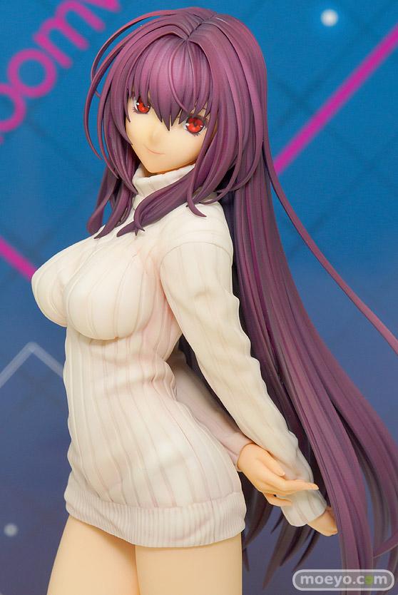 アルターの新作フィギュア Fate/Grand Order スカサハ 部屋着モードの彩色サンプル画像05