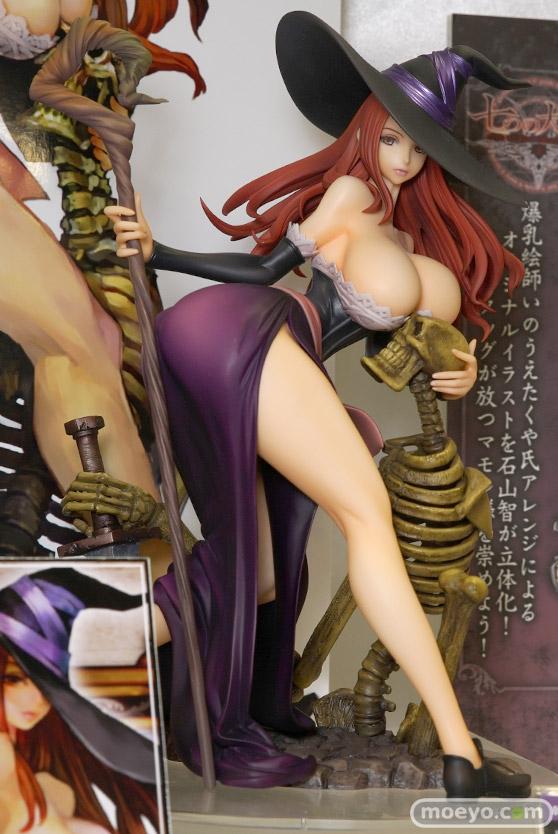 オーキッドシードのドラゴンズクラウン ソーサレスの新作フィギュア彩色サンプル画像01
