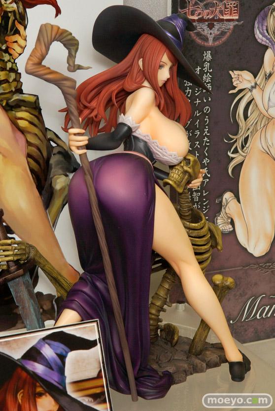 オーキッドシードのドラゴンズクラウン ソーサレスの新作フィギュア彩色サンプル画像02