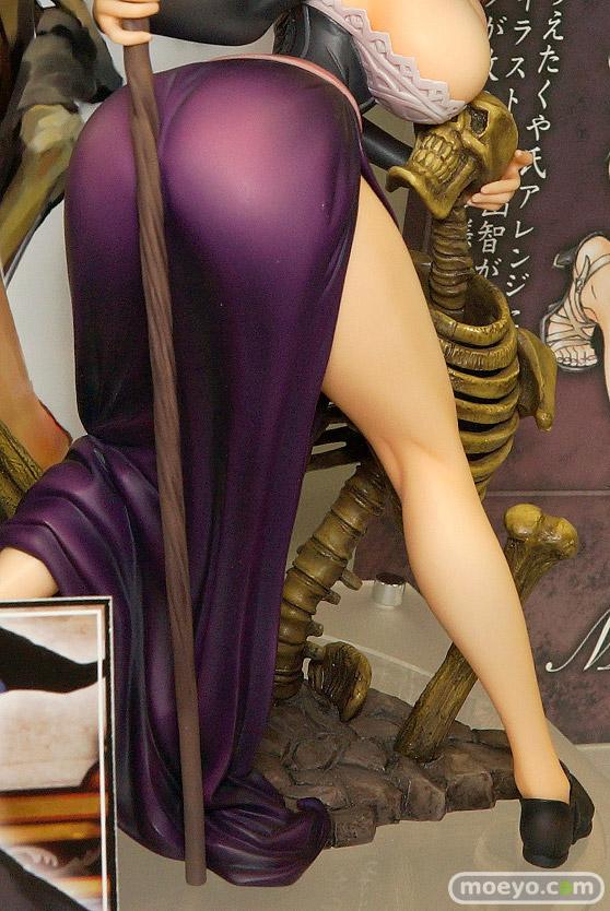 オーキッドシードのドラゴンズクラウン ソーサレスの新作フィギュア彩色サンプル画像08