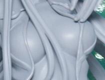 「C.C.(シーツー)」「秋本麗子」「ナミ」など メガハウスブース新作フィギュア特集【WF2017夏】