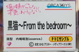 秋葉原での新作フィギュア展示の様子05