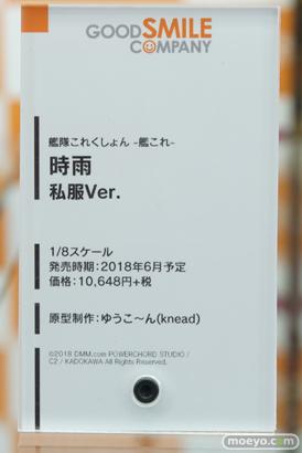 秋葉原での新作フィギュア展示の様子14