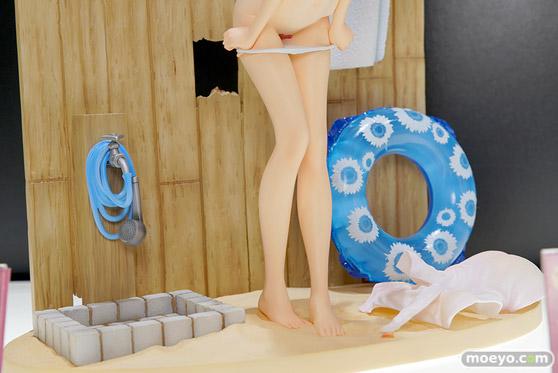 美少女大陸のビーチ少女の新作フィギュア彩色サンプル画像06